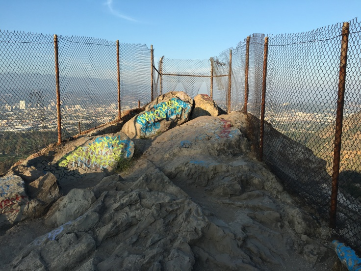 Bee Rock, Griffith Park