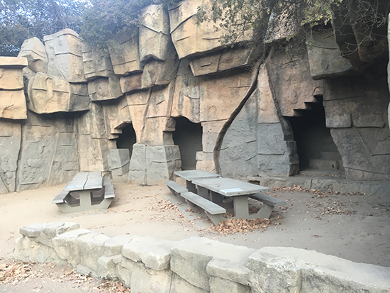 Old Zoo at Griffith Park