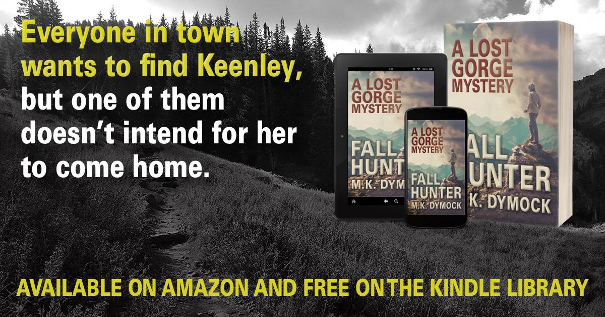 Fall Hunter Mystery Novel