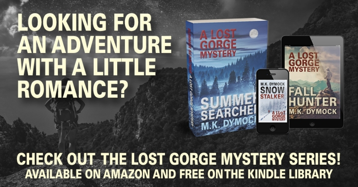 Lost Gorge Mystery Series